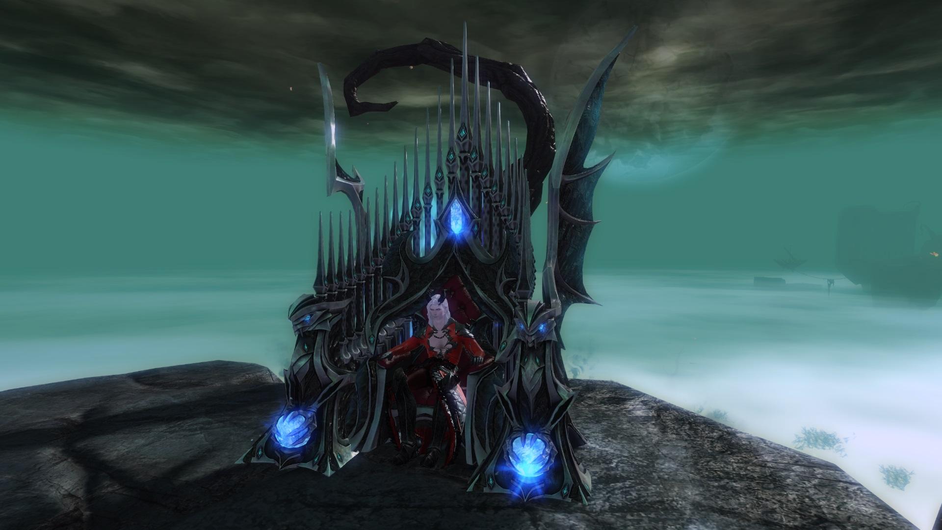 Düsterflügel Thron2