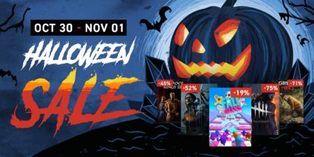 Halloween-Sale Banner