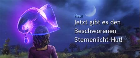 Beschworener Sternenlicht-Hut