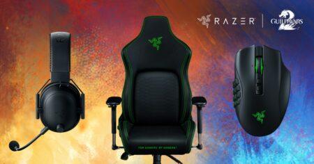 Gaming-Zubehör von Razer