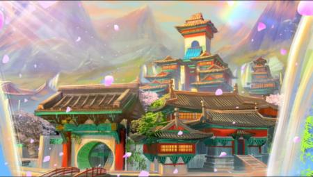 Bild der Insel Shing Jea