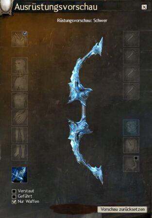 Azurblauen Drachentöter-Waffen