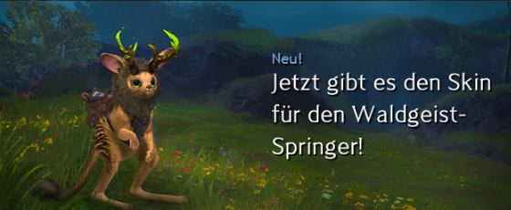 Waldgeist Springer