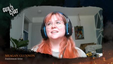 Meagan Glennon ist der Artist, der das Studio verlässt. Zuletzt hat sie unter anderem am Fraktal Sunqua-Gipfel für Guild Wars 2 gearbeitet.