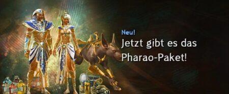 Shop Header-Bild vom Pharao-Paket