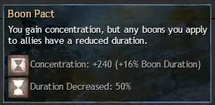 """Beschreibung von """"Boon Pact"""" aus dem Guild Chat zum Willensverdreher"""