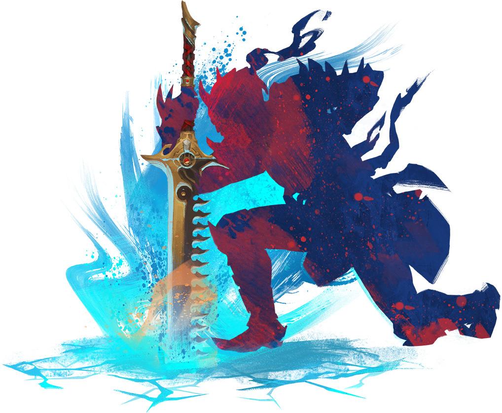 Teaser: Die vierte Spezialisierung von End of Dragons.