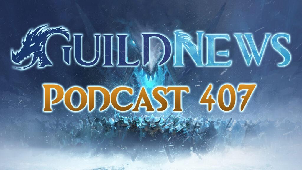 Der Podcast Nr. 407 wie jede Woche Live für euch auf YouTube.